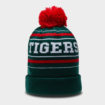 Kukri Leicester Tigers 2018/19 Rugby Bobble Hat
