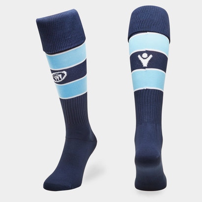 Macron Cardiff Blues 2018/19 Home Rugby Socks