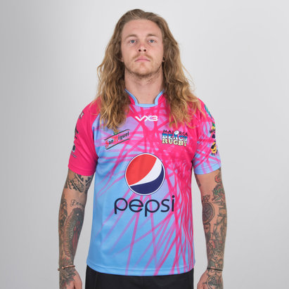 VX-3 Majorca Beach 2018 S/S Rugby Shirt