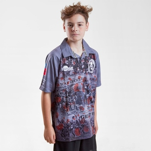 Samurai Army Polo Shirt Juniors