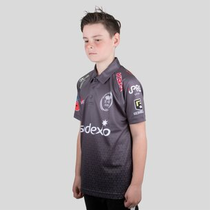 Samurai Army Rugby Union Kids Event Rugby Polo Shirt