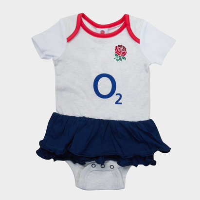 England Rugby England 2018/19 Infant Tutu Kit