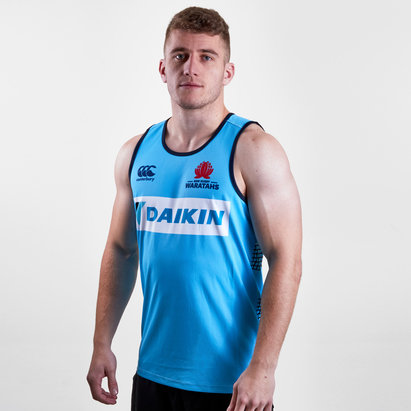 Canterbury NSW Waratahs 2019 Super Rugby Training Singlet