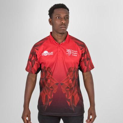 Samurai Kenya 7s 2018/19 Home S/S Replica Rugby Shirt