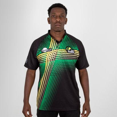 Samurai Jamaica 7s 2018 RWC Home S/S Replica Rugby Shirt