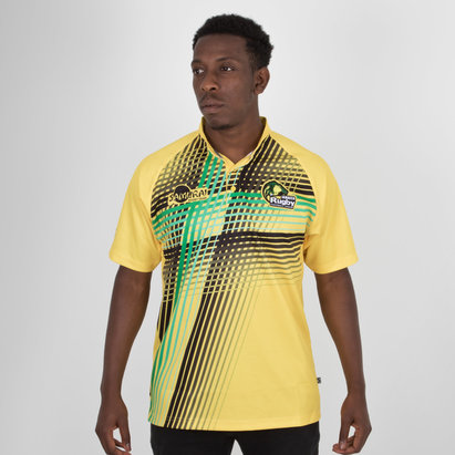 Samurai Jamaica 7s 2018 RWC Alternate S/S Replica Rugby Shirt
