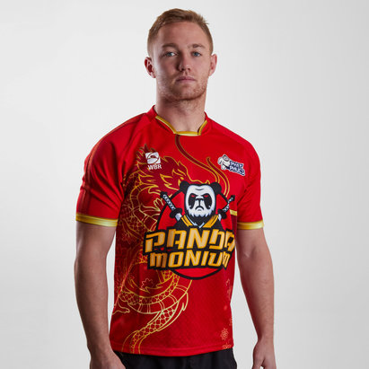 World Beach Rugby Phat Phucs 2018/19 Home S/S Rugby Shirt
