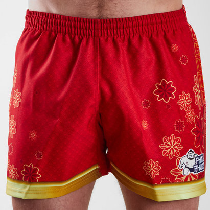 World Beach Rugby Phat Phucs 2019 Home Rugby Shorts