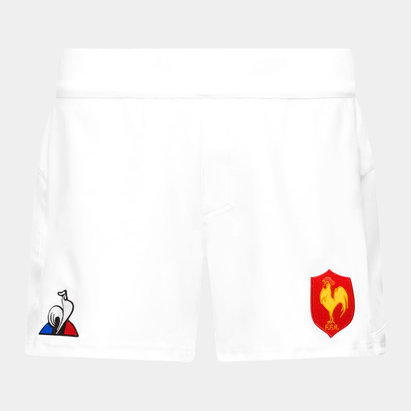 Le Coq Sportif France 2018/19 Kids Alternate Rugby Shorts