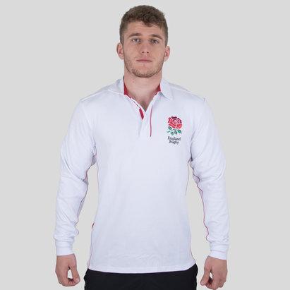 England Rugby RFU L/S Classic Shirt