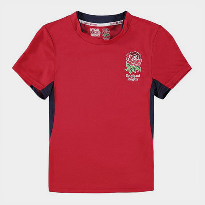 RFU Poly T Shirt Junior Boys