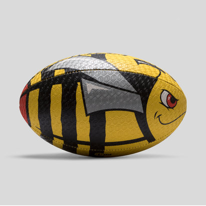 Optimum Stinger Cartoon Training Rugby Ball