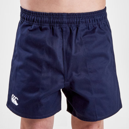 Canterbury Professional Cotton Kids Rugby Shorts