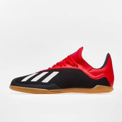adidas X 18.3 Kids Indoor Football Trainers