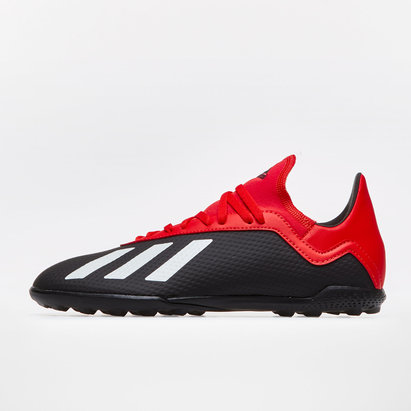 adidas X 18.3 Turf Kids Football Trainers