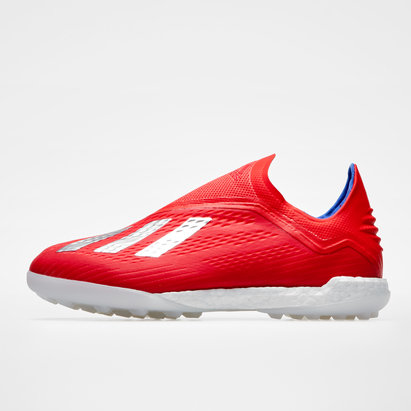 adidas X 18+ TF Football Trainers