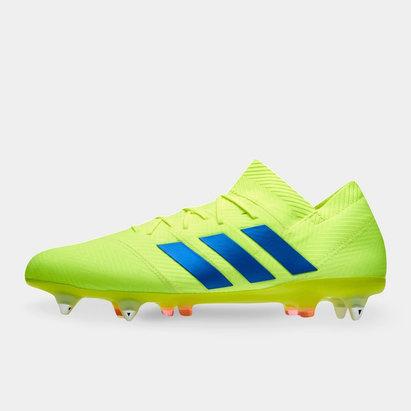 size 40 02add 5ddaa adidas Nemeziz 18.1 FG Football Boots
