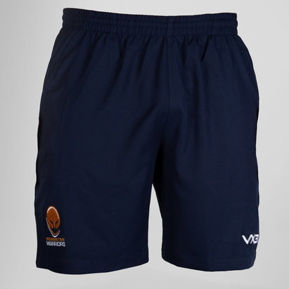 VX3 Worcester Warriors 2018/19 Kids Core Gym Shorts