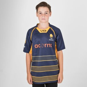 VX-3 Worcester Warriors 2018/19 Kids Home Replica Shirt