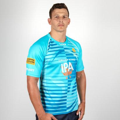 Worcester Warriors 2018/19 Alternate Replica Rugby Shirt