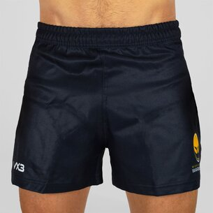 VX3 Worcester Warriors 2018/19 Home Players Rugby Shorts