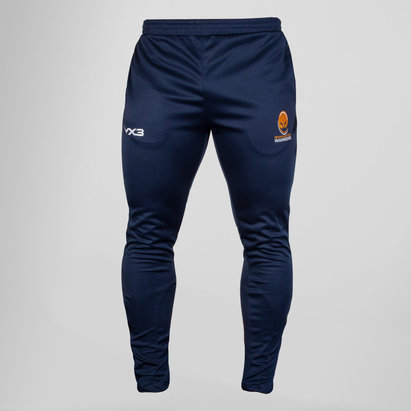 VX3 Worcester Warriors 2018/19 Kids Pro Skinny Rugby Pants