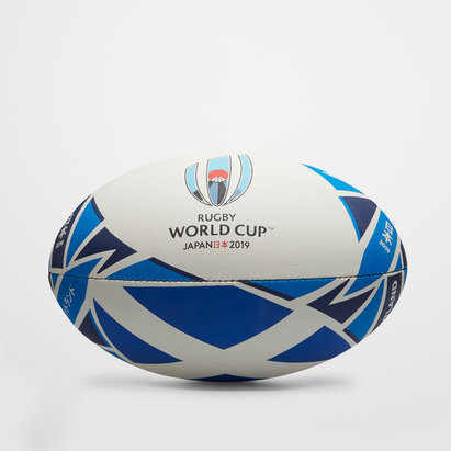 Gilbert RWC 2019 Scotland Official Replica Rugby Ball
