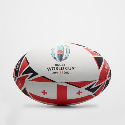 Gilbert RWC 2019 Georgia Official Replica Rugby Ball