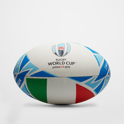 Gilbert RWC 2019 Italy Official Replica Rugby Ball
