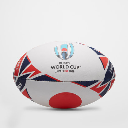 Gilbert RWC 2019 Japan Official Replica Rugby Ball