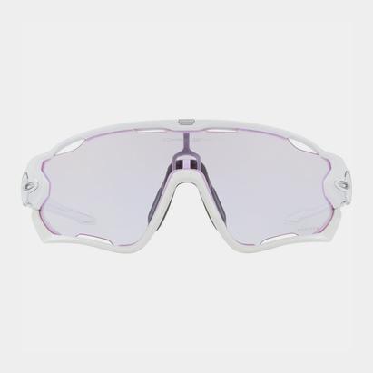 Oakley Jawbreaker Polished White   Prizm Low Light Lens