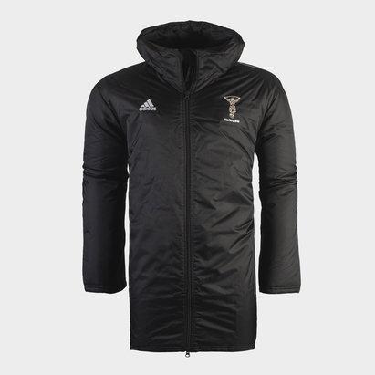 adidas Harlequins Players Stadium Jacket