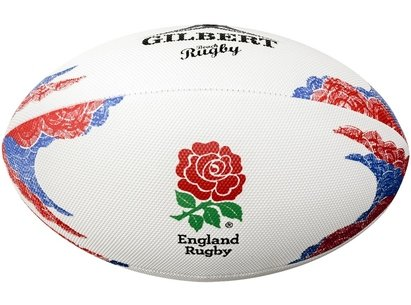 Gilbert Beach Rugby Ball - England