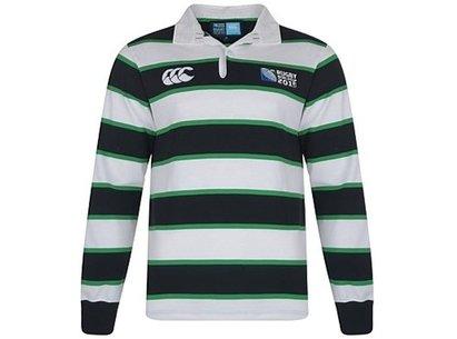 RWC15 Hoop Stripe L/S Shirt - Senior