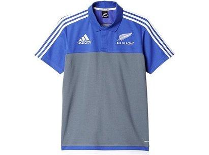 New Zealand All Blacks Replica Anthem Polo Shirt
