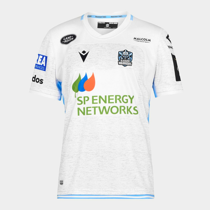 Macron Glasgow Warriors 20/21 Alternate Shirt Mens