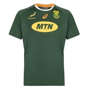 Asics South Africa 19/20 Replica T-Shirt Mens