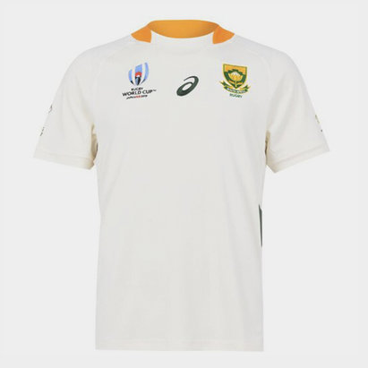 Asics South Africa RWC19 Alternate Pro Shirt Mens