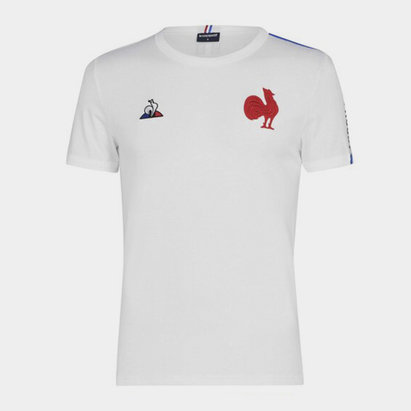 Le Coq Sportif France 20/21 Presentation T-Shirt Mens