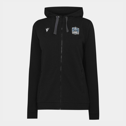 Macron Glasgow Full Zip Hoody Ladies