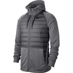Nike Therma Mens Full Zip Training Jacket