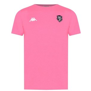 Kappa Stade Francais T Shirt Mens