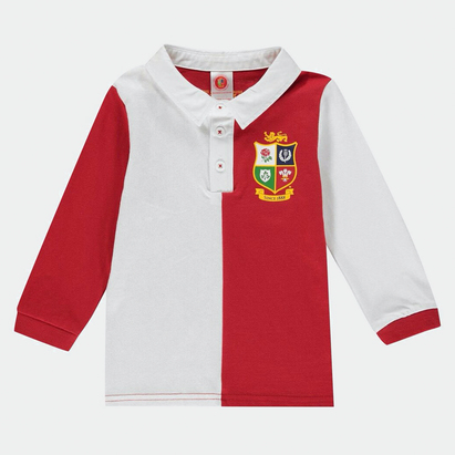 Brecrest British and Irish Lions Shirt Babies