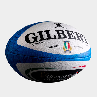Gilbert Italy Official 6N Match Ball