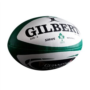Gilbert Ireland Official 6N Match Ball