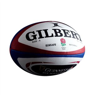 Gilbert England Official 6N Match Ball