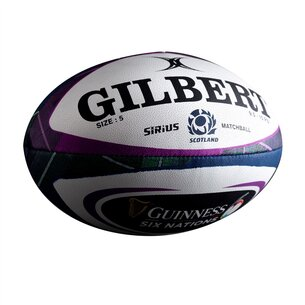Gilbert Scotland Official 6N Match Ball