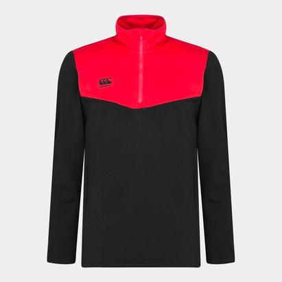 Canterbury Zip Fleece Jacket Mens