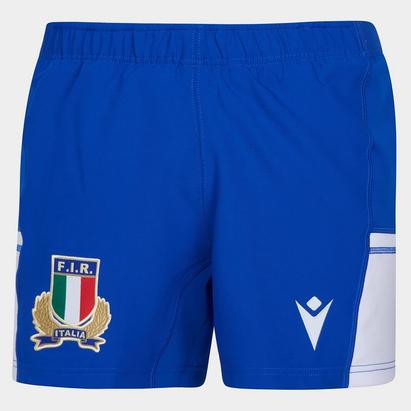 Macron Italy 21/22 Away Shorts Mens