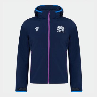 Macron Scotland Softshell Jacket Mens